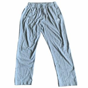 Nike Sportswear Club Logo Grey Jogger Pants Mens M